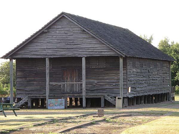Lunt Fort Shed