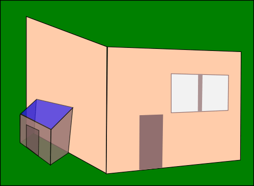Attached Shed Diagram