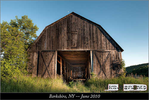Old barn in Berkshire, N.Y.