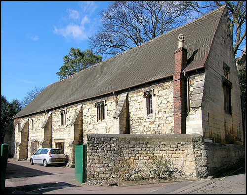 Tithe Barn, Vicar's Court, Lincoln
