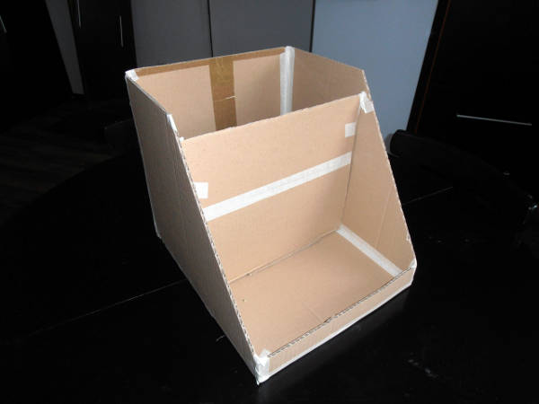 how to build a box out of plywood