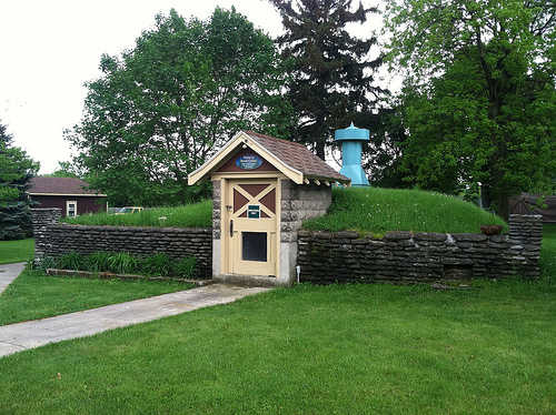 Historic Root Cellar